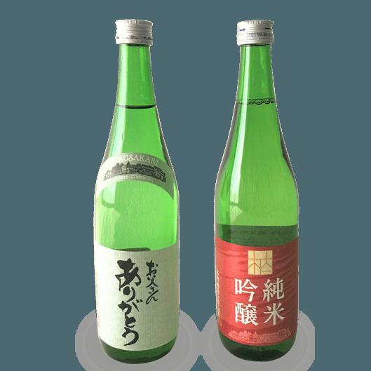 【父の日限定】純米吟醸2本セット|花キューピットの父の日におすすめ!人気のプレゼント特集 2019