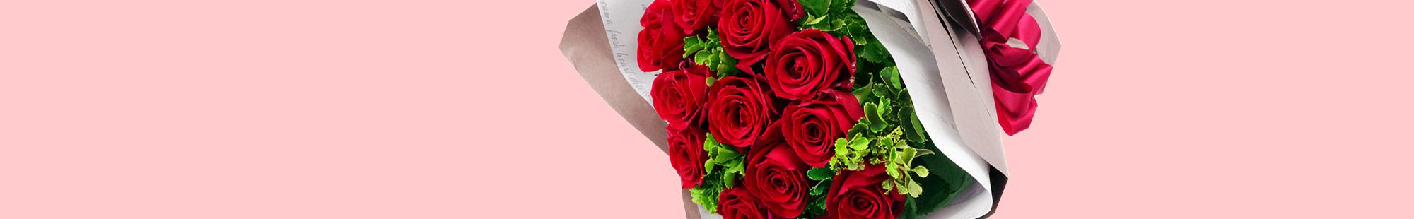 花キューピットのバラ特集