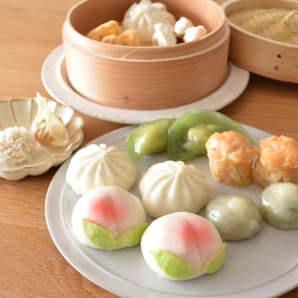 広東中華の名店「桃花林」の味をご家庭で