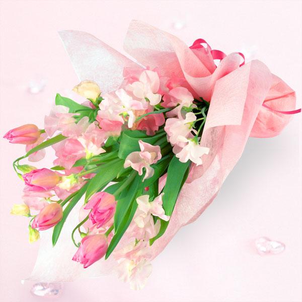 チューリップの花束 |春のお祝い・イベントに!|春のお祝い特集 2019