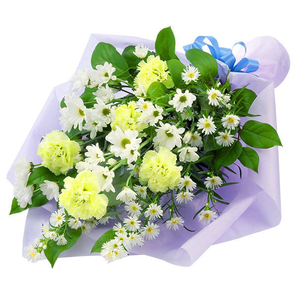 【お盆・新盆】お供えの花束 118009 |花キューピットのお盆・新盆プレゼント特集2020