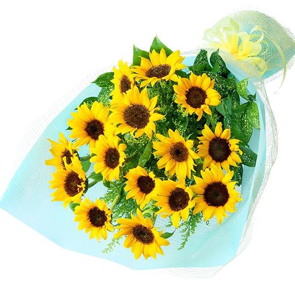ひまわりの花束 511052 |ひまわり特集特集:花キューピットおすすめフラワーギフト!