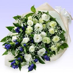 お供えの花束 511315 |花キューピットの2019 お盆(新盆・初盆)