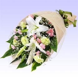 お供えの花束 511352 |花キューピットの2019 お盆(新盆・初盆)