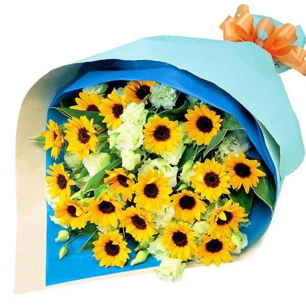 ひまわりの花束 511699 |ひまわり特集特集:花キューピットおすすめフラワーギフト!