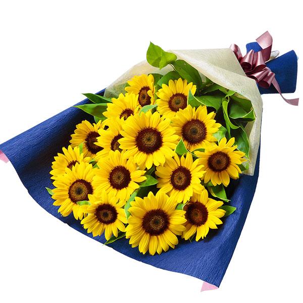 ひまわりの花束 511850 |ひまわり特集特集:花キューピットおすすめフラワーギフト!