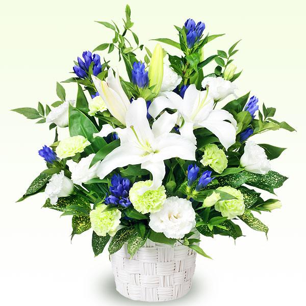 お供えのアレンジメント 511870 |花キューピットの2019 お盆(新盆・初盆)