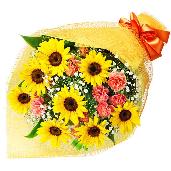 ひまわりの花束 511875 |ひまわり特集特集:花キューピットおすすめフラワーギフト!
