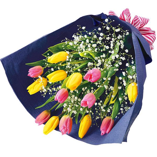 チューリップのミックスカラー花束 |チューリップギフトにおすすめ!人気のプレゼント特集 2019 |チューリップ特集