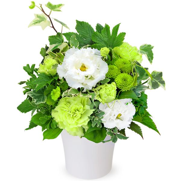 お供えのアレンジメント 511953 |花キューピットの2019 お盆(新盆・初盆)