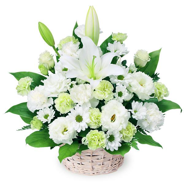 お供えのアレンジメント 511974 |花キューピットの2019 お盆(新盆・初盆)