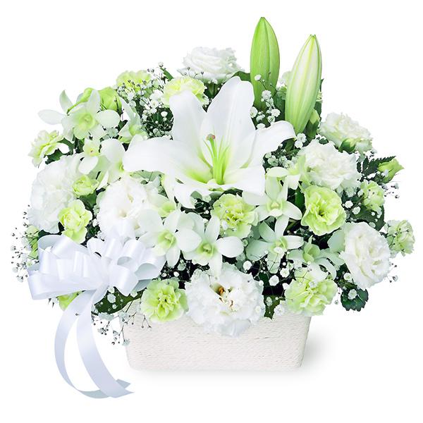 【お盆・新盆】お供えのアレンジメント 511979 |花キューピットのお盆・新盆プレゼント特集2020