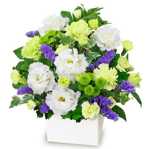 【お盆・新盆】お供えのアレンジメント 512024 |花キューピットのお盆・新盆プレゼント特集2020