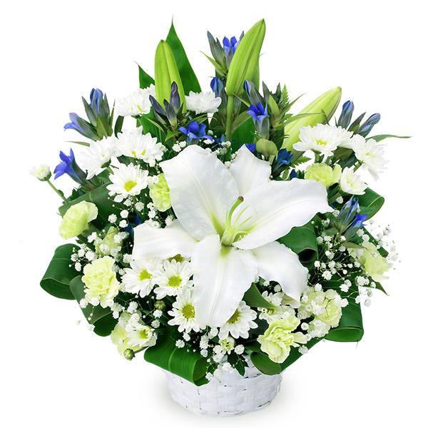 お供えのアレンジメント 512070 |花キューピットの2019 お盆(新盆・初盆)