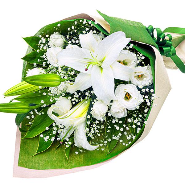 【お盆・新盆】お供えの花束 512080 |花キューピットのお盆・新盆プレゼント特集2020