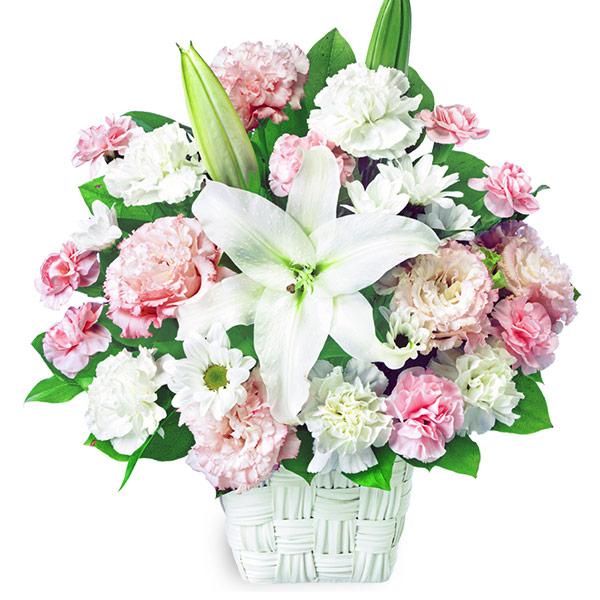 お供えのアレンジメント 512082 |花キューピットの2019 お盆(新盆・初盆)
