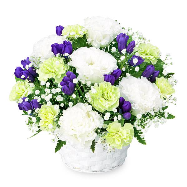 お供えのアレンジメント 512096 |花キューピットの2019 お盆(新盆・初盆)