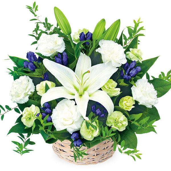 【お盆・新盆】お供えのアレンジメント 512228 |花キューピットのお盆・新盆プレゼント特集2020