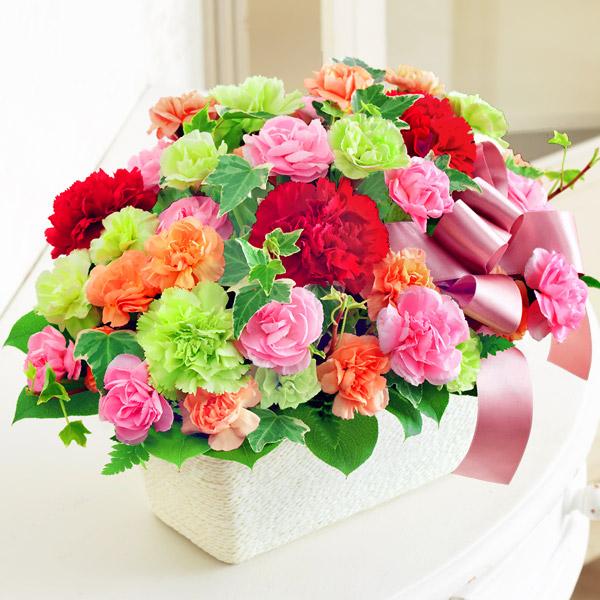 ハッピー 521287 |花キューピットの2019母の日フラワー特集