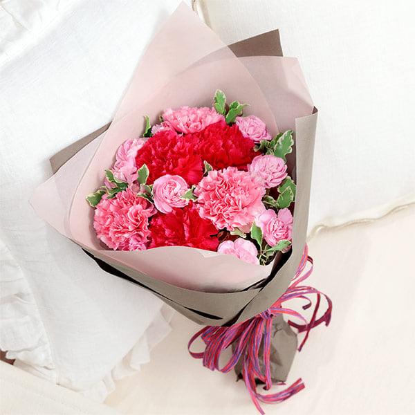ナチュラルブーケ(ピンク) 521292 |花キューピットの2019母の日プレゼント特集
