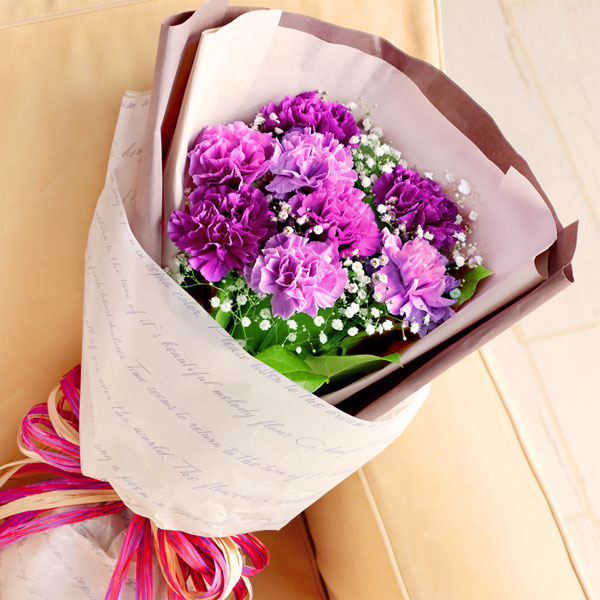 幸せを願うブーケ 521297 |花キューピットの2019母の日フラワー特集