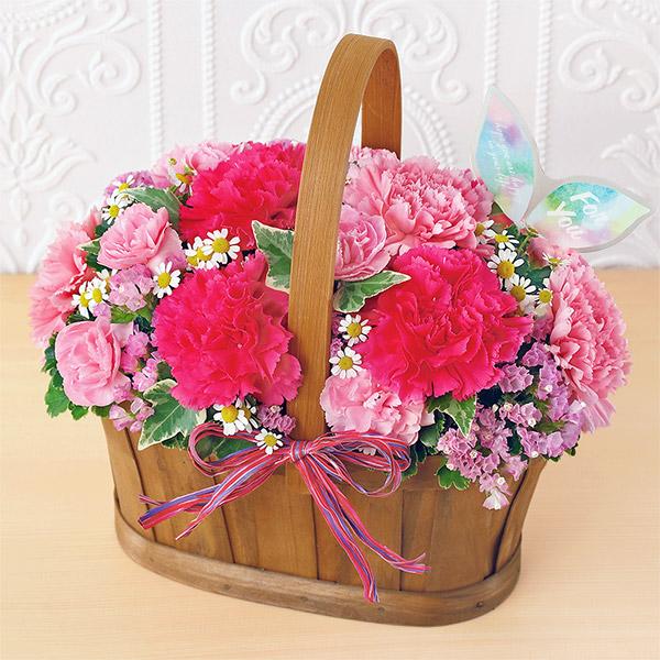 【母の日】ハッピー(ピンク)