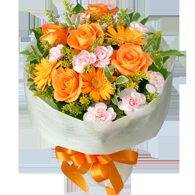 絆と信頼のオレンジご両親に贈る|いい夫婦の日特集