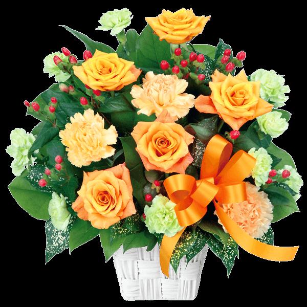 絆と信頼を伝えるオレンジバラのギフト|花キューピットの父の日におすすめ!人気のプレゼント特集 2019