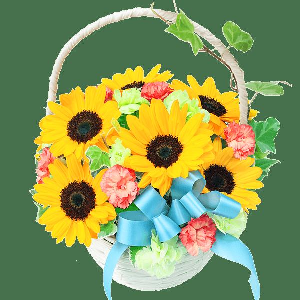 迷ったらこちら ひまわりギフトおすすめランキング|花キューピットのひまわりギフトおすすめギフト 2019