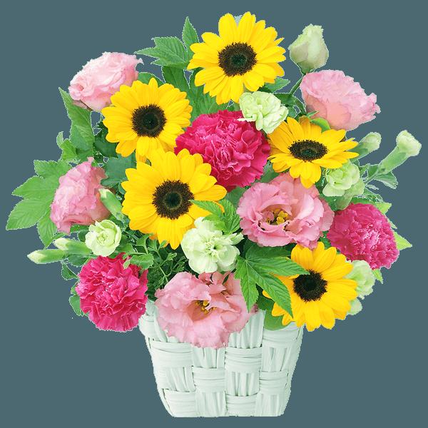 笑顔と元気を届ける ひまわりのギフト|花キューピットの結婚記念日におすすめ!人気のプレゼント特集 2019