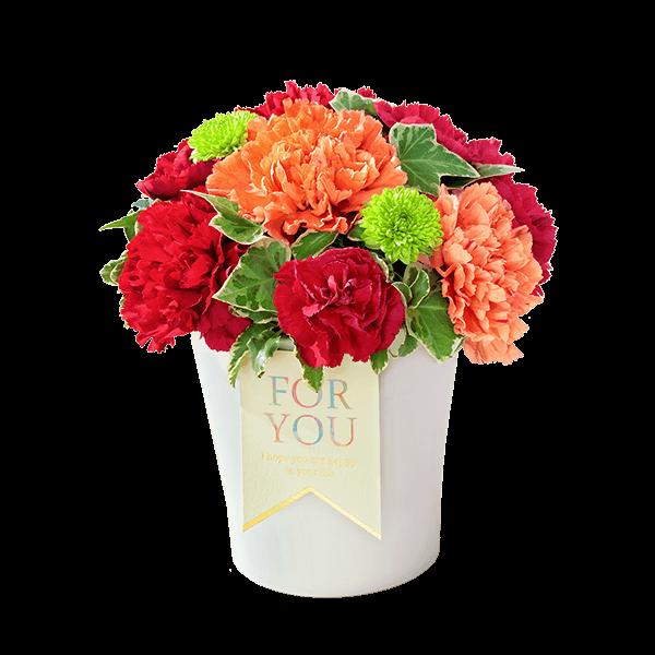 お花に想いを込めて お花に想いを込めて母の日フラワーギフト|花キューピットの母の日におすすめ!人気のプレゼント特集 2019