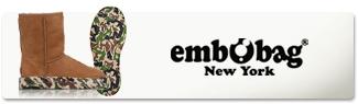 embobag New York UGG カバーソール