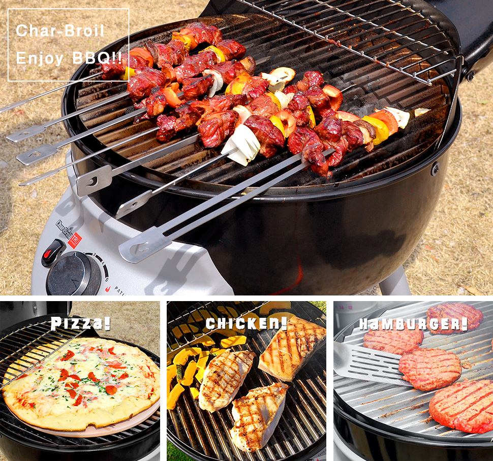 Char-BroilEnjoy BBQ!!