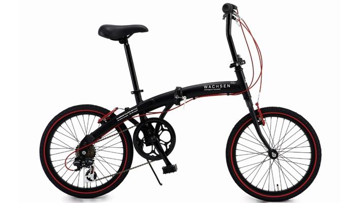 革新的な折りたたみ自転車のWACHSEN BA-100 Angriffの概観