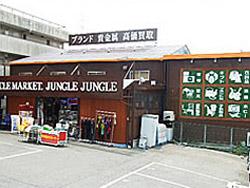 ジャングルジャングル深井店