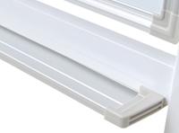 商品説明画像(WS-1290:両面脚付きホワイトボード(月予定/無地))