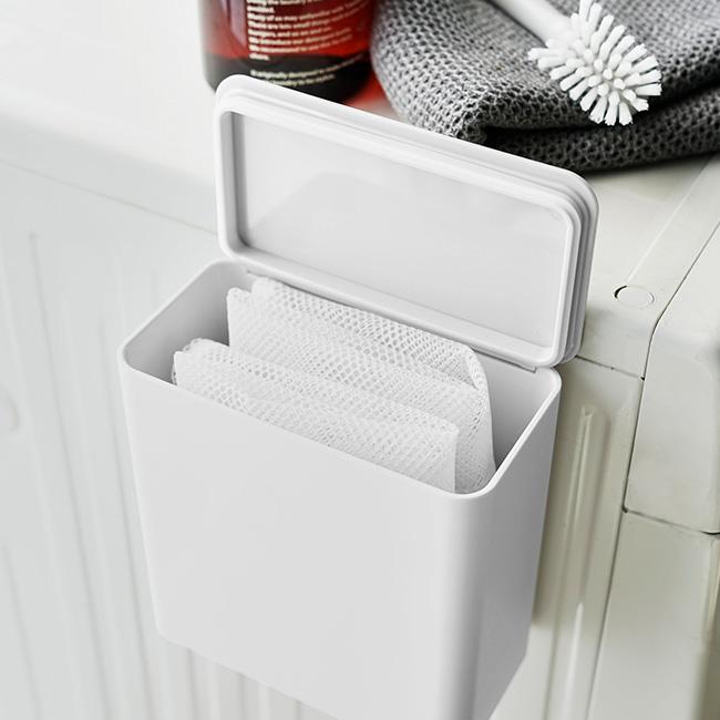 マグネット洗濯洗剤ボールストッカー タワー