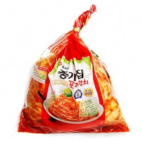 チョンガ(宗家)白菜キムチ