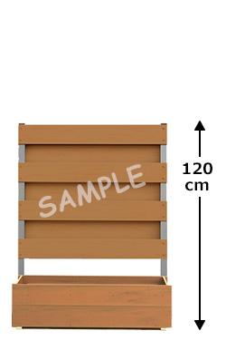 フェンス_120cm