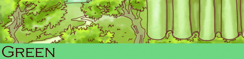 緑色・黄緑色系カーテン