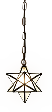 ペンダントランプEToile penDanT lamp