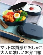 お弁当箱 オベロ オーバル ランチボックス 2段 500ml 日本製