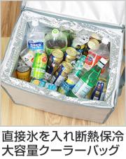 保冷バッグ 折りたたみ ICE BOX マグネットタイプ 35L