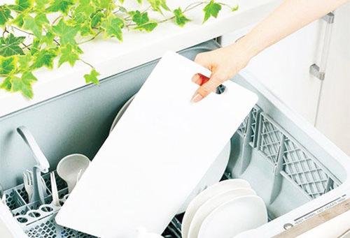まな板 抗菌 食洗機対応 プラスチック 薄型軽量 L