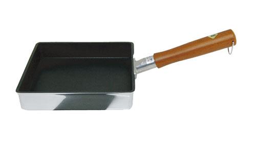玉子焼き器 匠技 プロスタイル玉子焼 18cm ガス火対応 日本製 ユミック UMIC