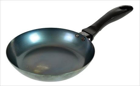 こだわり職人使いやすい鉄フライパン