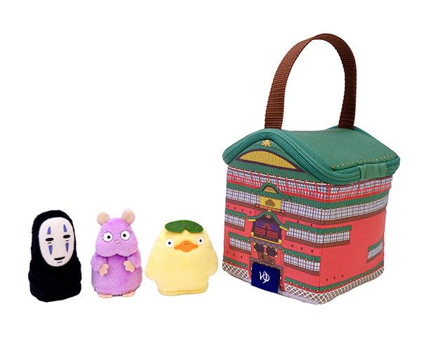 指人形 セット 千と千尋の神隠し おもちゃ 読み聞かせ 玩具 赤ちゃん キャラクター