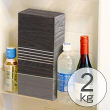 桐製 冷蔵庫用 焼桐
