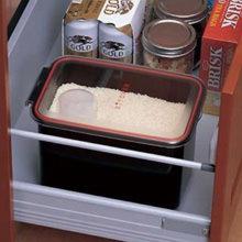 米びつ ライスボックス システムキッチン用