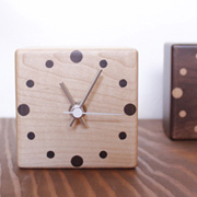 置き時計 ヤマト工芸 yamato MUKUMARU table clock